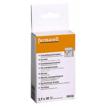 Fermacell kruvid 250 tk (30 mm)