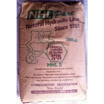 Hüdrauliline lubi /NHL 5/ 25 kg