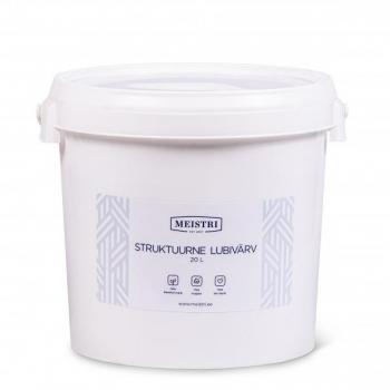 Struktuurne lubivärv 20 L