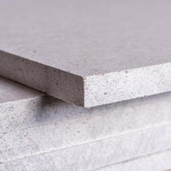 Kipskiudplaat 1x1.5 m (12.5 mm)