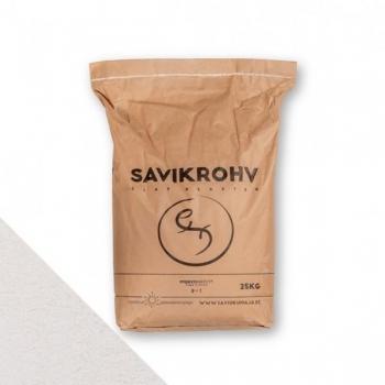 Savikrohv valge /peenviimistlus 0-1 mm/ UKU