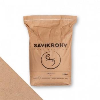Savikrohv beež /peenviimistlus 0-1 mm/ UKU